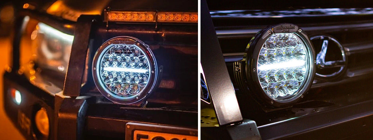 Ironman 4x4 Meteor LED Driving Light