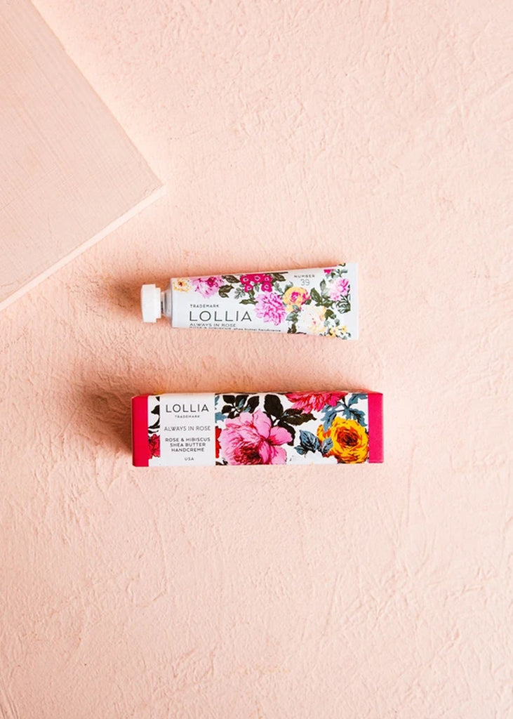 Always in Rose Petite Treat Handcreme