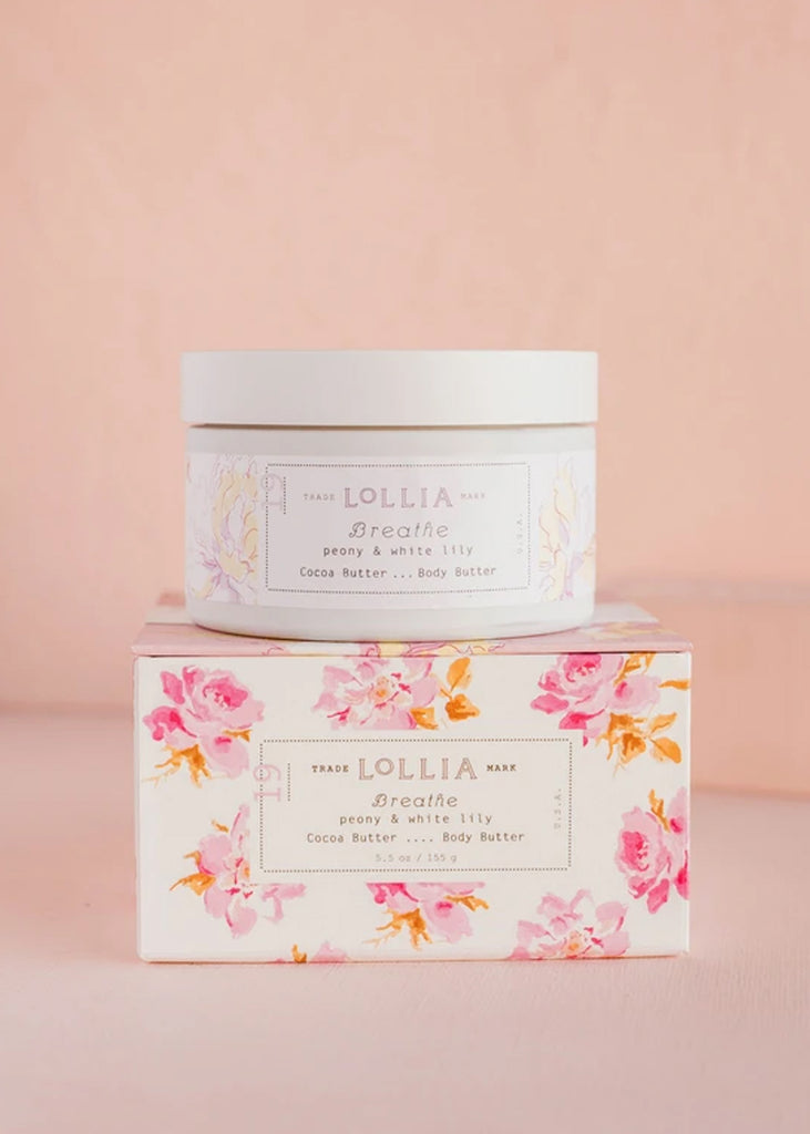 Breathe Body Butter