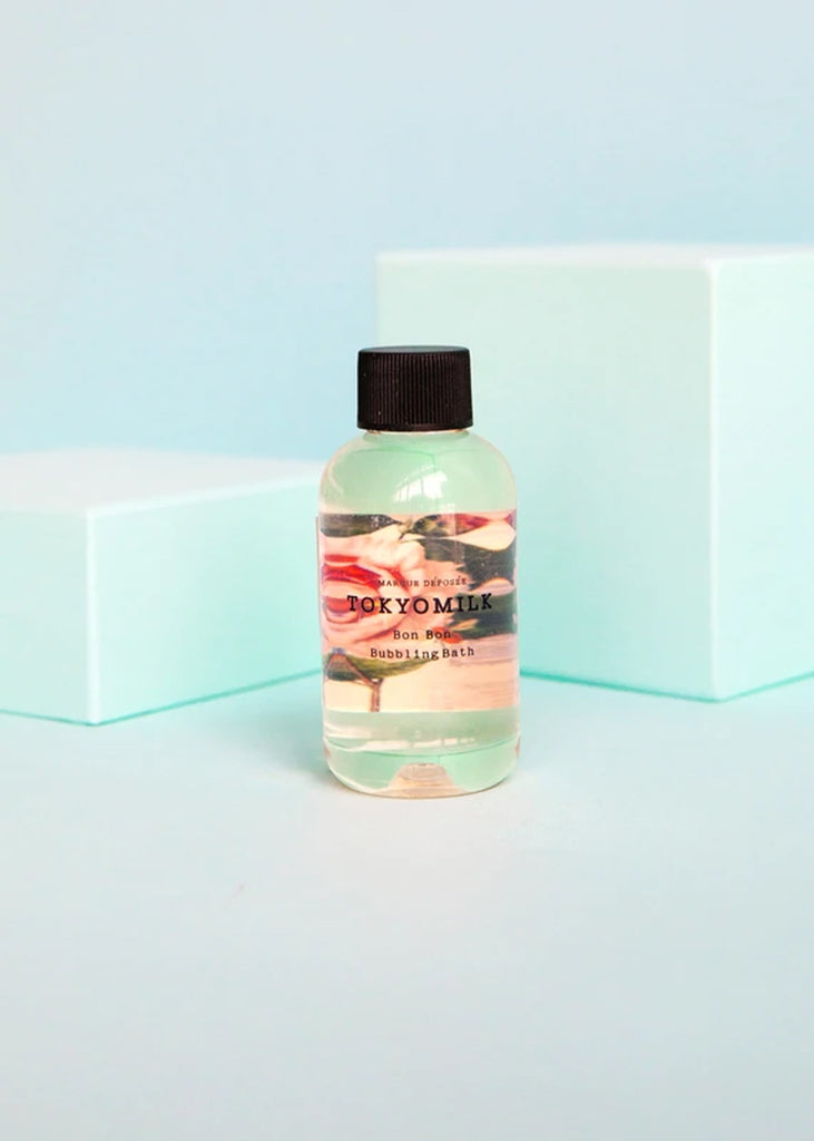 Rose With Bees Travel Size Bubble Bath