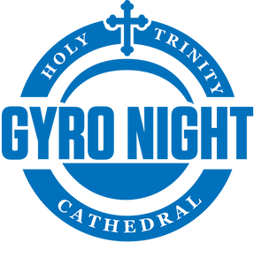 Gyro Night at Holy Trinity Cathedral
