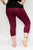 Keep Going Red Leggings - lineagewear - 8