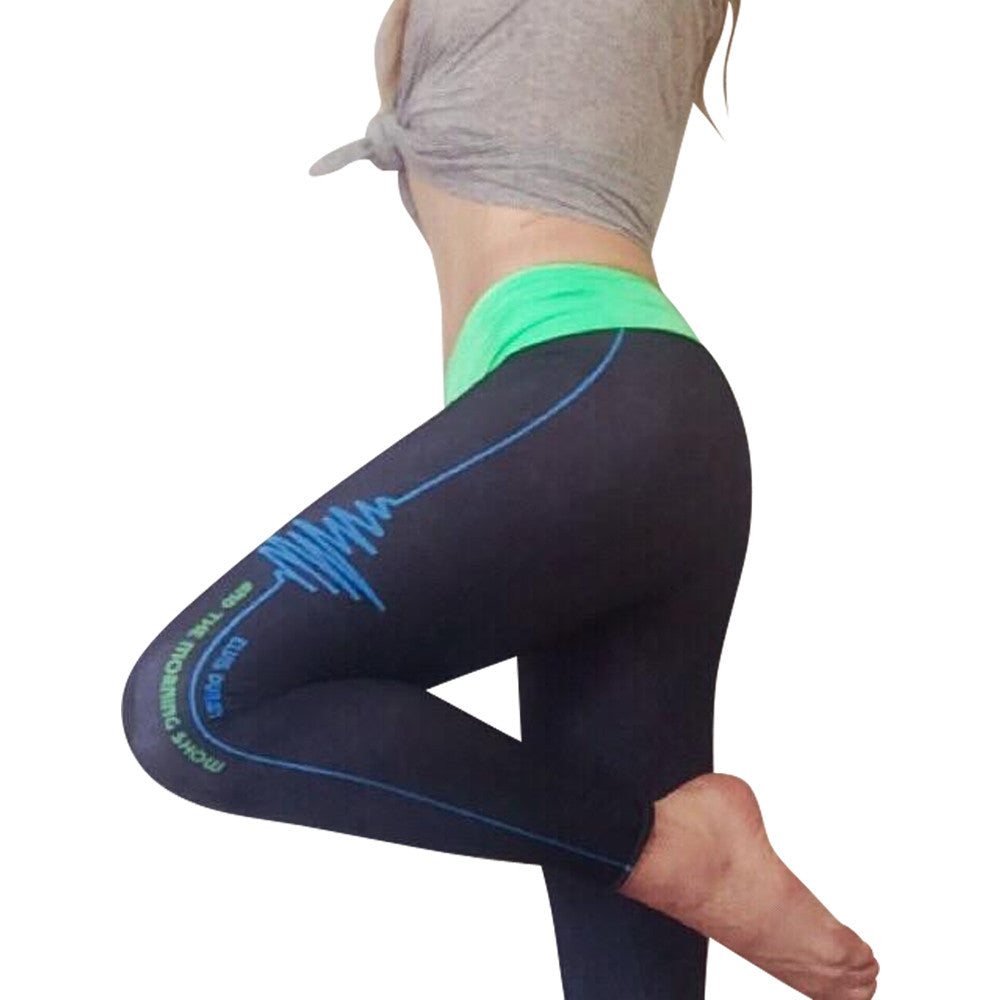 Elvis Duran Leggings - lineagewear - 1