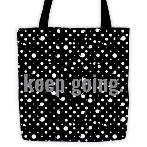 Keep Going Tote - lineagewear