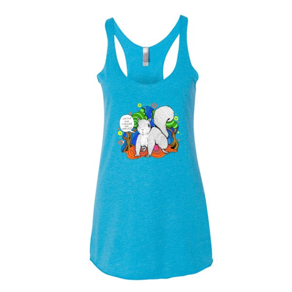 Super Squirrel Tank - lineagewear - 2