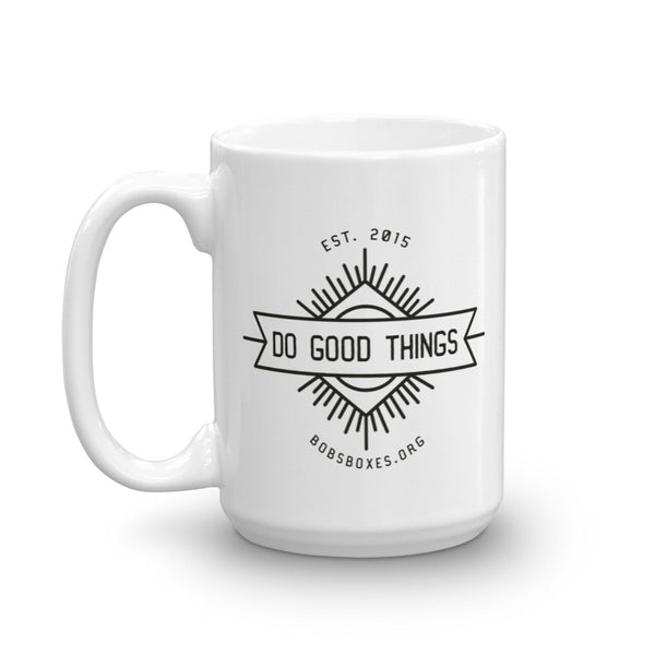 Do Good Things Mug - lineagewear - 1