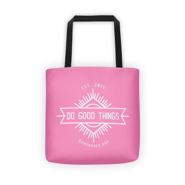 Do Good Things Tote  - lineagewear