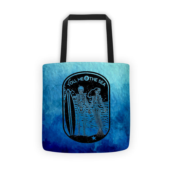 z You Me and the Sea Tote - lineagewear