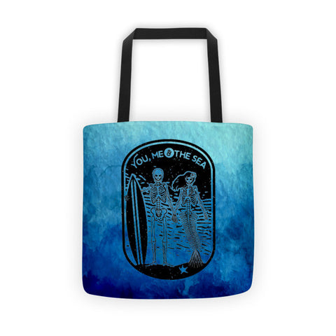 You Me and the Sea Tote - lineagewear