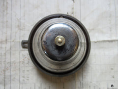 Restored Art Deco Bakelite & Chrome Door Bell - Self Contained