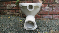 """The Brecon"" Vintage 1930/50s Art Deco High Level Toilet"