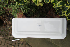 Vintage Semi-High Level Ceramic Toilet Cistern - Armitage Shanks