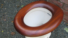 Commissioned Work - Gladiator Toilet Seat