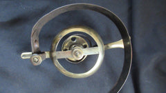 Antique Servants / Butler Mechanical Brass Door Bell - 7 available