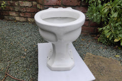 Shanks Vintage Art Deco High Level Toilet
