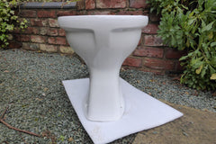 "1950 Vintage ""Pyramid"" High Level Toilet"