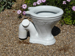 """The Windsor"" by Low & Duff - Victorian High Level Toilet 1898"