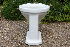 """Marvic"" Vintage 1930/50s Art Deco High Level Toilet - Hanley England"