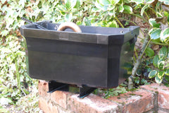 Vintage Bakelite Art Deco High Level Toilet Cistern