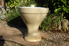 "Antique 1800s High Level Earthenware Toilet - ""The Irwell"""