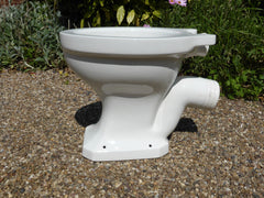 Vintage 1930/50s Art Deco Style High Level Toilet - New Comet