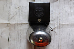 Vintage Bakelite Conical Electric Door Bell by Ciem - 190-250v
