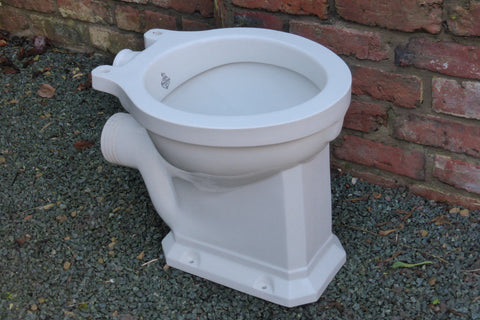 "Art Deco ""Royal Doulton"" Vintage 1930/50s High Level Toilet"