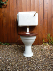 Art Deco Adamsez Toilet