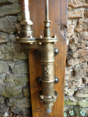 Antique Lion water pump