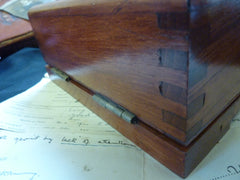 1913 Restored Antique Indicator Butler Bell Box