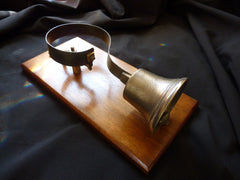Brass Servants / Butler Bell - Mechanical Door Bell
