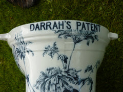 Darrah's Patent antique toilet