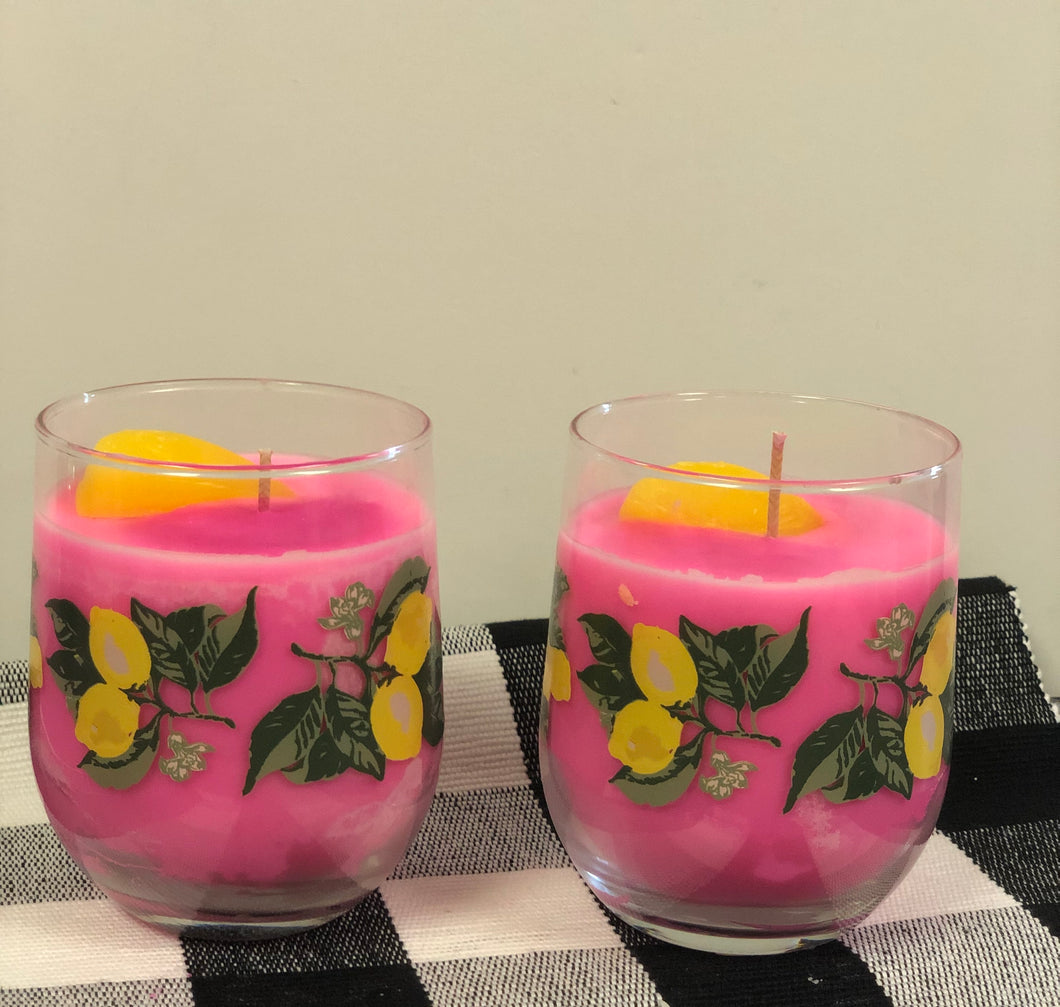 Strawberry Lemonade Candle