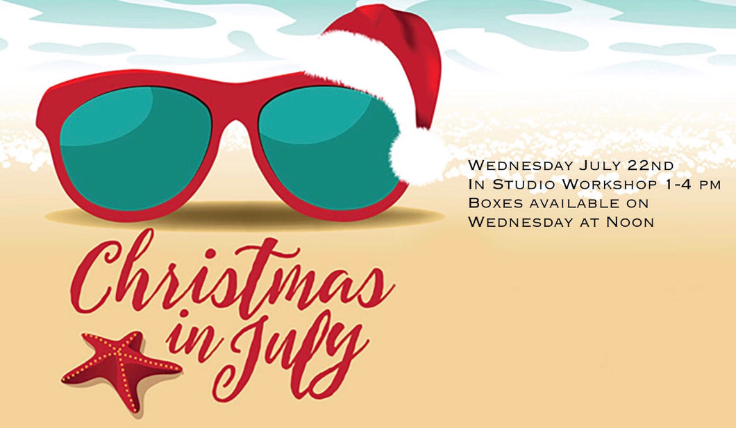 Christmas In July - July 22nd