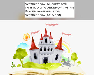 FAIRYTALE WEDNESDAY - AUGUST 5TH