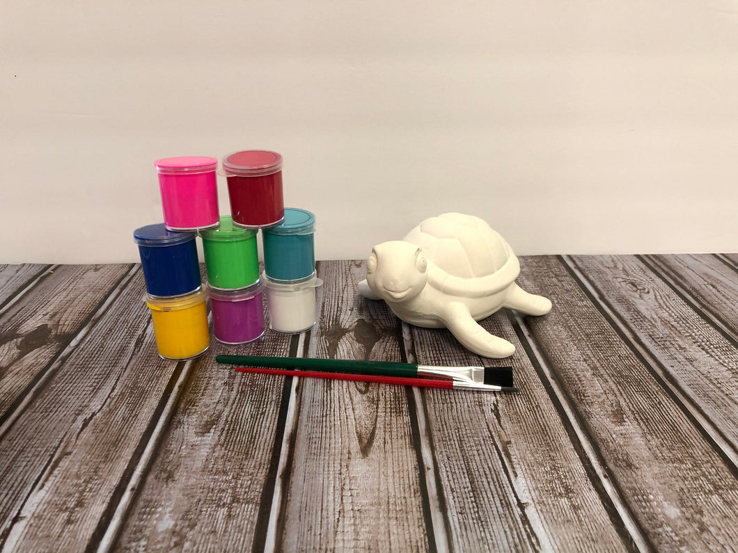 Ceramic Turtle Kit