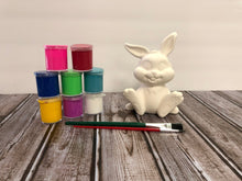 Load image into Gallery viewer, Ceramic Sitting Rabbit Kit