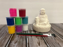 Load image into Gallery viewer, Ceramic Buddha Box Kit