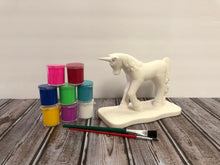 Load image into Gallery viewer, Ceramic Unicorn Kit -  Standing Unicorn