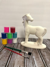 Load image into Gallery viewer, Ceramic Standing Horse Kit