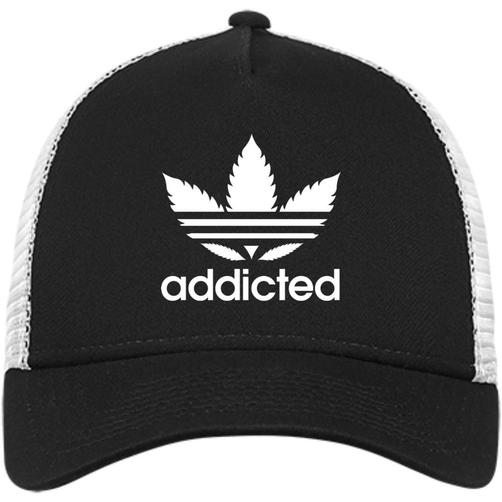 Addicted Trucker Cap - Sugar Streetwear