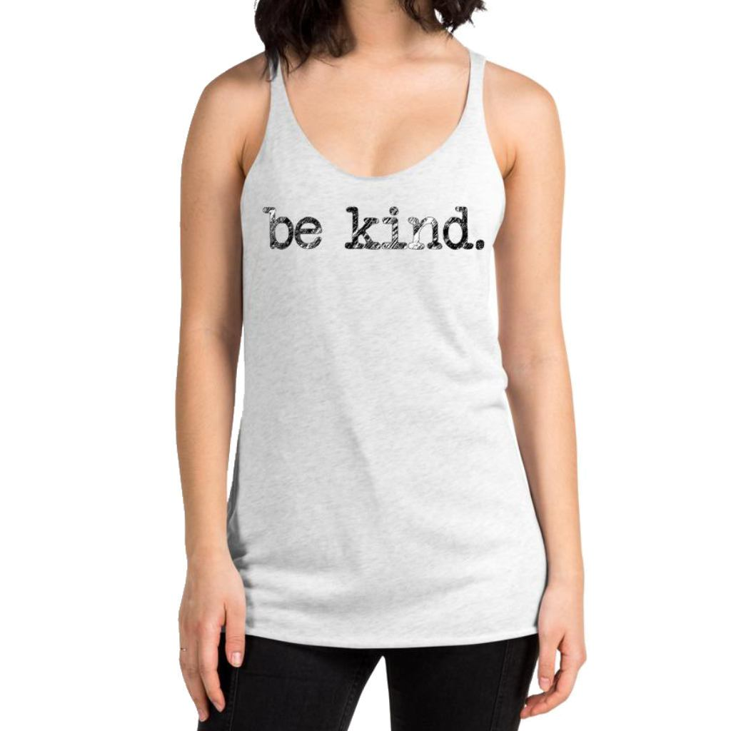 Be Kind Tank Top - Sugar Streetwear