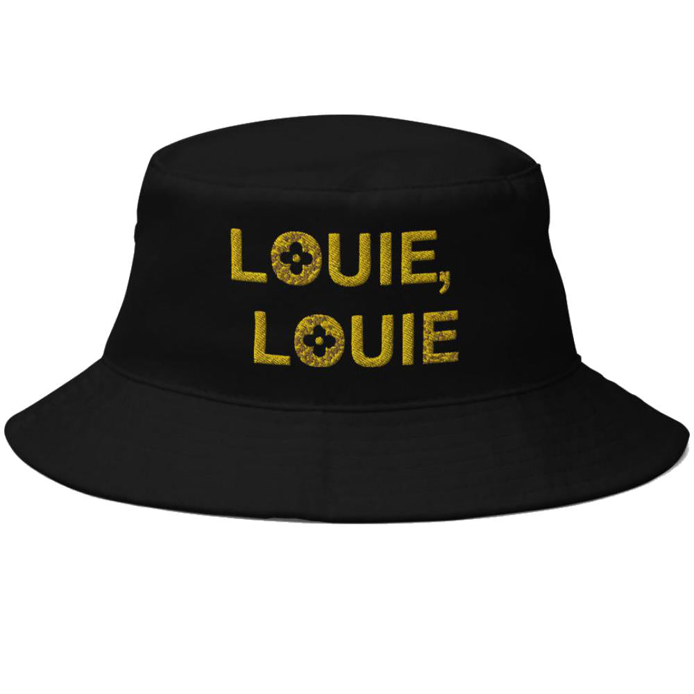 Louie, Louie Bucket Hat Embroidered