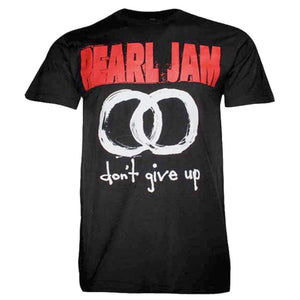Pearl Jam T-Shirt Licensed Black