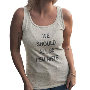 We Should All Be Feminists Tank Top - Sugar Streetwear