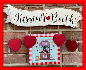 Pickle Barrel Designs - Kissing Booth (Moo the Merrier Collection)