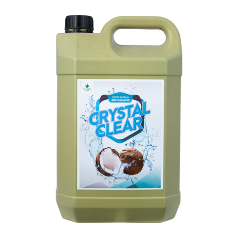 Bio Diesel CRYSTAL CLEAR FLUSH 5L
