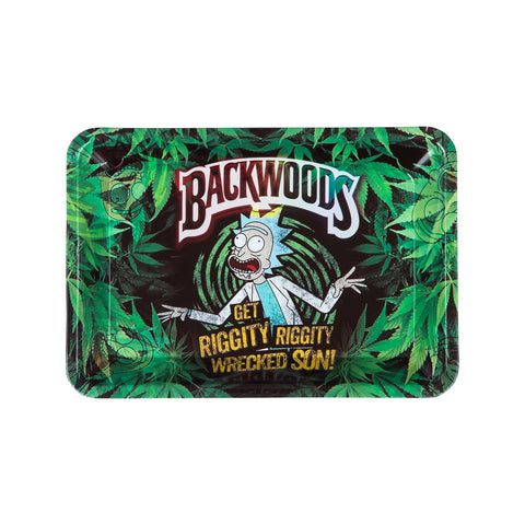 RnM Rolling Tray BKWOODS2