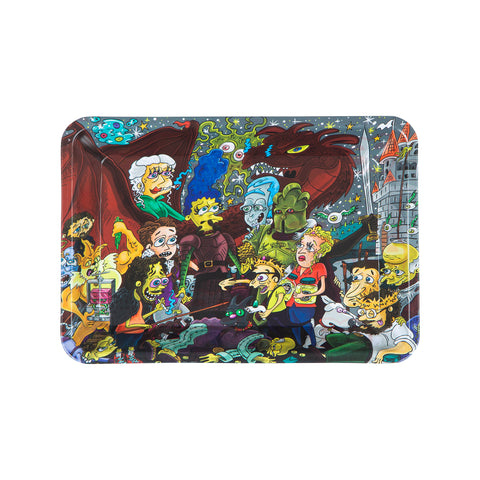 TOON Rolling Tray