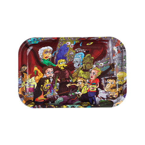 TOONS Rolling Tray